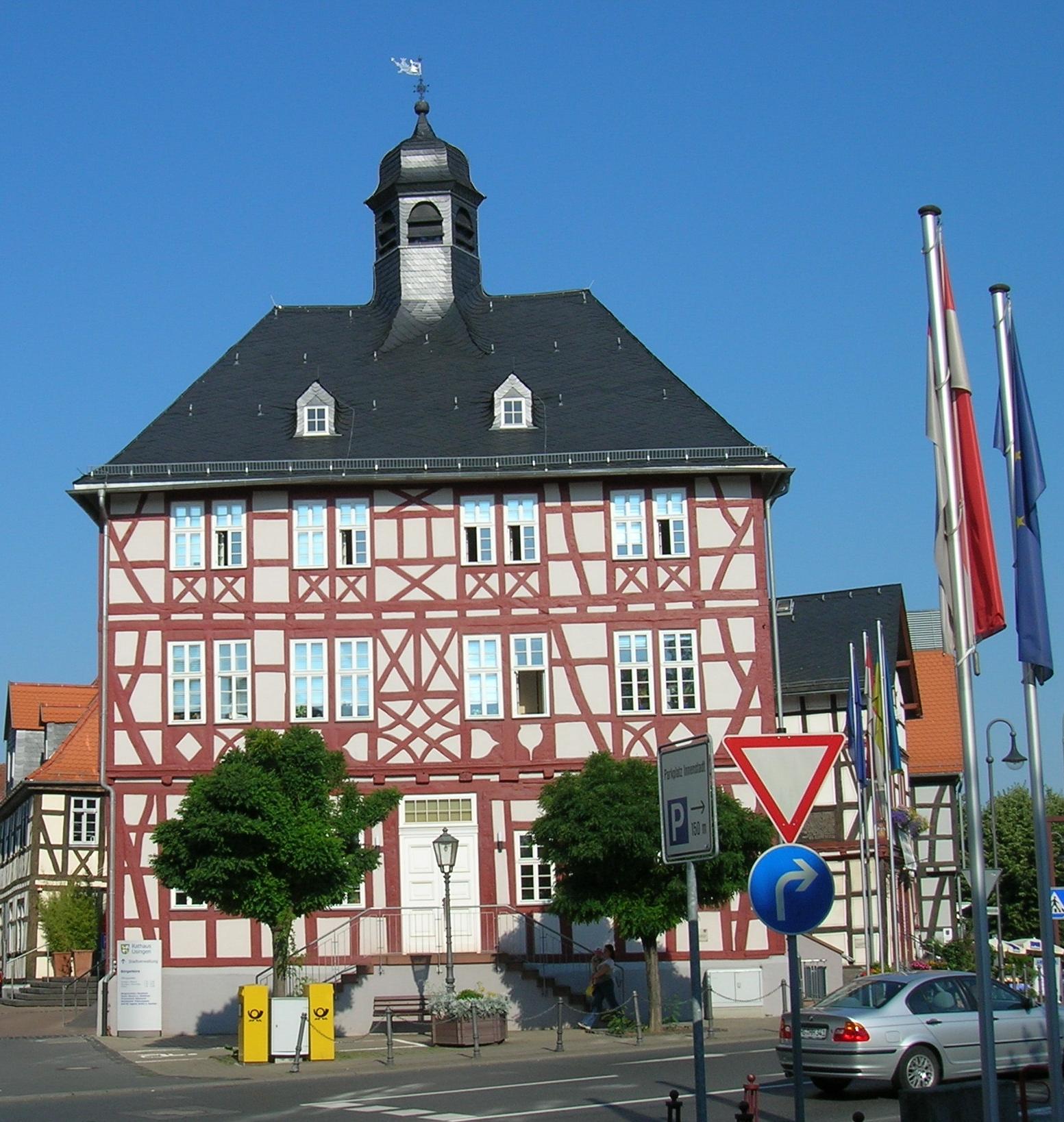 Rathaus Usingen